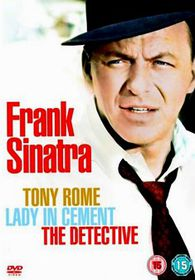 Frank Sinatra Triple (3 Discs) (Lady In Cement / Tony Rome / Detective) - (Import DVD)