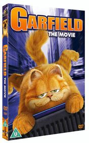 Garfield - The Movie - (Import DVD)