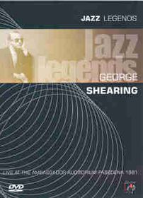 George Shearing - (Import DVD)