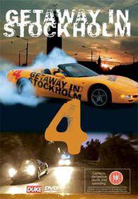 Getaway In Stockholm 4 - (Import DVD)