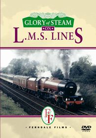 Glory of Steam On Lms Lines - (Import DVD)