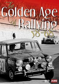Golden Age of Rallying - (Import DVD)