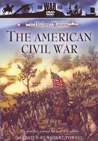 History of War-Amer.Civil War - (Australian Import DVD)