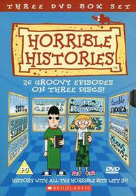 Horrible Histories - Collection (26 Episodes - 3 Discs) - (Import DVD)