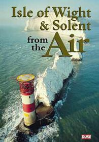 Isle of Wight/Solent From Air - (Import DVD)