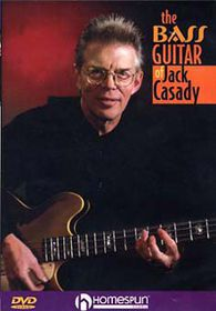Jack Casady-Bass Guitar - (Import DVD)