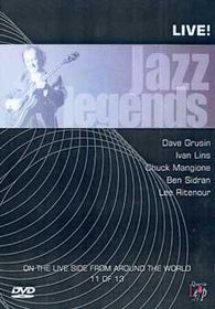 Jazz Legends Live 11 - (Import DVD)