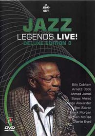 Jazz Legends Live-Deluxe Edi.3 (2 Discs) - (Import DVD)