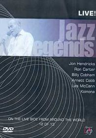 Jazz Legends-Arnett Cobb - (Import DVD)
