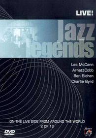 Jazz Legends-Mccan,Cobb,Sidran - (Import DVD)