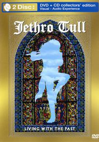 Jethro Tull-Living/Past (DVD/CD Pack) - (Import DVD)