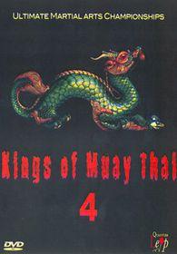 Kings of Muay Thai Vol.4 - (Import DVD)
