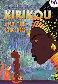 Kirikou And the Sorceress - (Import DVD)