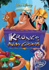 Kronks New Groove - (Import DVD)