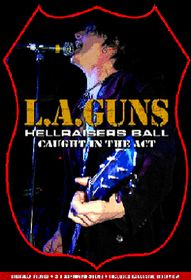 L.A.Guns-Hellraisers Ball - (Import DVD)