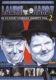 Laurel & Hardy Vol. 2 - (Australian Import DVD)