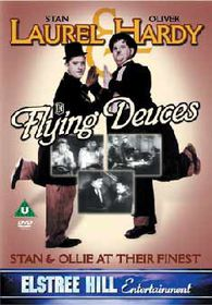 Laurel & Hardy-Flying Deuces (Pickwick) - (Import DVD)