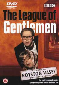 League of Gentlemen Series 2 - (Import DVD)
