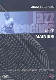Mike Mainieri-Jazz Legends - (Import DVD)