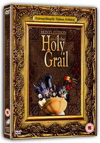 Monty Python and the Holy Grail (Import DVD)