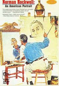 Norman Rockwell-American Portr - (Import DVD)