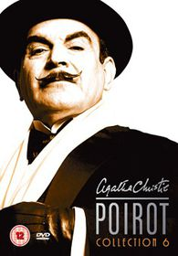 Poirot-Collection 6 (4 Discs) - (Import DVD)