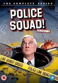 Police Squad - Complete Series - (Import DVD)