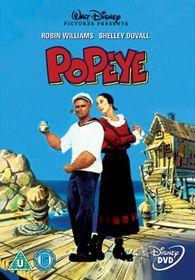 Popeye (Robin Williams) - (Import DVD)