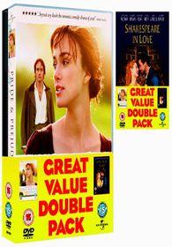 Pride & Prejudice/Shakespeare In Love (2 Discs) (Import DVD)