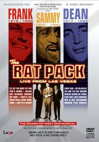 Rat Pack Special Ed.2 DVD + CD (West End Musical) - (Import DVD)