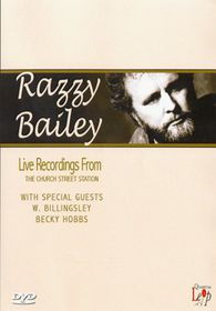 Razzy Bailey-Live In Concert - (Import DVD)