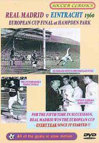 Real Madrid Vs Eintracht 1960 - (Import DVD)