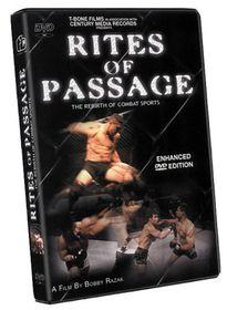 Rites of Passage - (Import DVD)