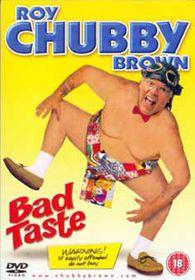 Roy Chubby Brown-Bad Taste - (Import DVD)