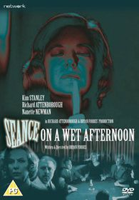 Seance On A Wet Afternoon - (Import DVD)