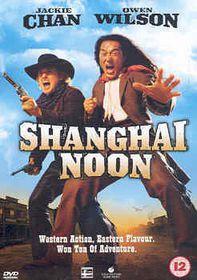 Shanghai Noon - (Import DVD)