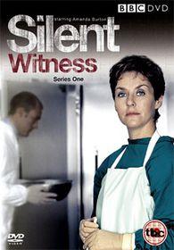 Silent Witness-Series 1 (2 Discs) - (Import DVD)