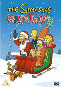 Simpsons-Christmas 2 - (Import DVD)