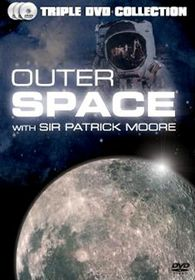 Sir Patrick Moore-Outer Space (3 Discs) - (Import DVD)