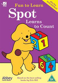 Spot Learns To Count - (Import DVD)