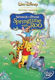 Springtime With Roo - (Import DVD)