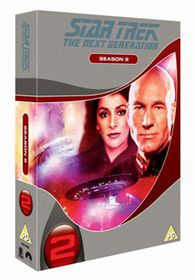 Star Trek: The Next Generation Series 2 (DVD)
