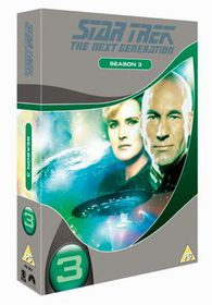 Star Trek: The Next Generation - Series 3 - (Import DVD)