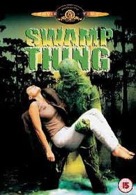 Swamp Thing - (Import DVD)