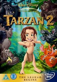 Tarzan 2 (Animated) - (Import DVD)
