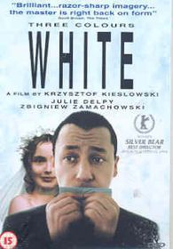 Three Colours White - (Import DVD)