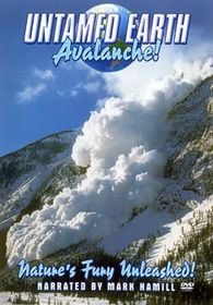 Untamed Earth Avalanche - (Australian Import DVD)