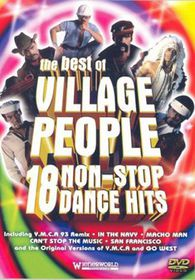 Village People-Best of - (Import DVD)