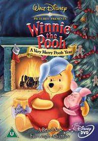 Winnie the Pooh-Merry Pooh Yr. - (Import DVD)