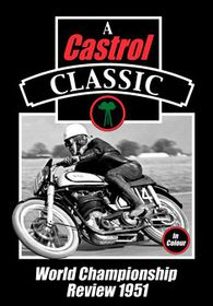 World Ch.Motorcycle Rev.1951 - (Import DVD)